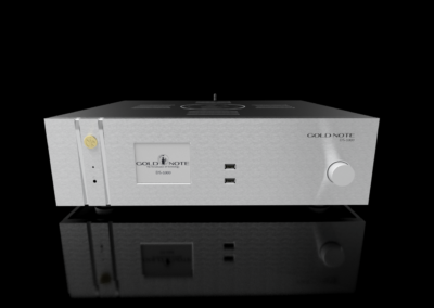 DAC Streamer DS 1000 Gold Note