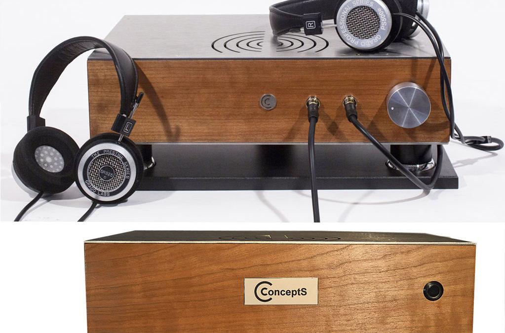 Ampli casque C5 V Cconcepts