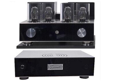 Ampli intégré Berlioz Push Pull 6V6 Cconcepts