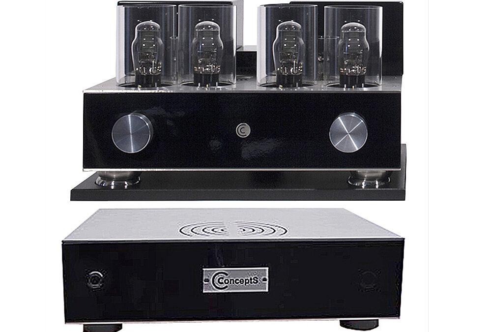 Ampli intégré C6 Push Pull 6V6 Cconcepts