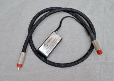 Câbles argent 11