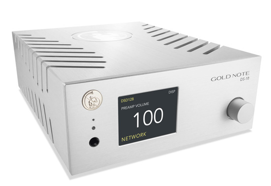 Golde Note DS 10 Dac