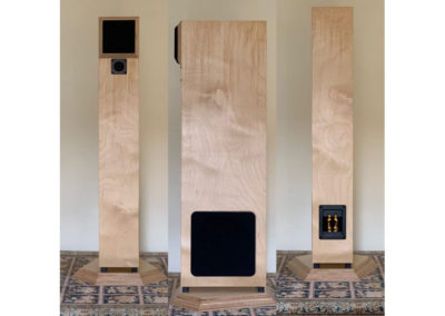 Enceinte Tower ONE Microphase