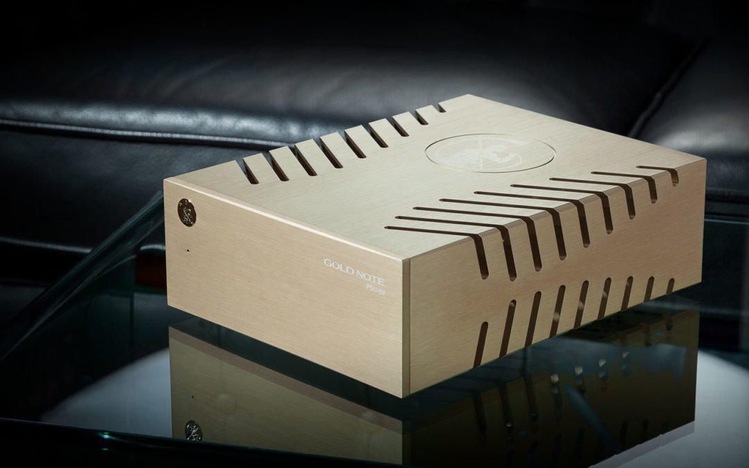 Gold Note Pré-ampli phono PSU-10