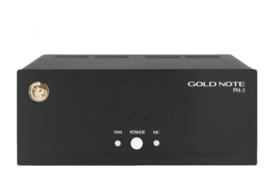 Pré-ampli phono PH-10 Gold Note